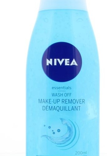 Nivea Essentials wash off make-up remover (200 ml)