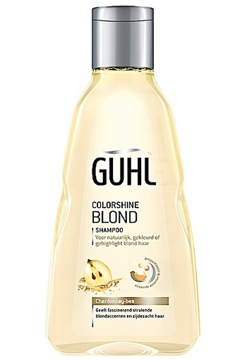 Guhl Colorshine Blond Shampoo 250 ml
