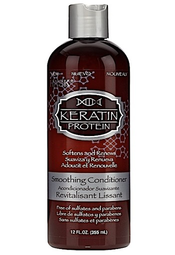 Hask Keratin Protein Professional hair conditioner 355ml