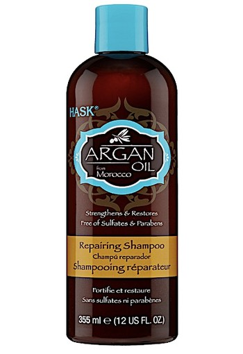 Hask Argan Oil Repairing Shampoo 335 ML