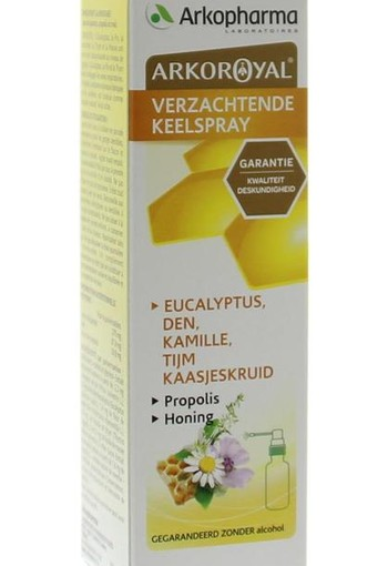 Arko Royal Keel spray verzachtend (30 ml)