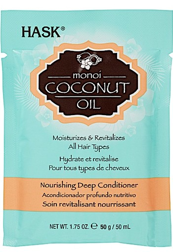 Hask Monoi Coconut Oil Nourishing Deep Conditioner 50 g