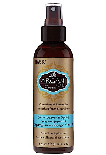 Hask Argan Oil Repairing 5-in-1 Leave-In-Spray 175 ml