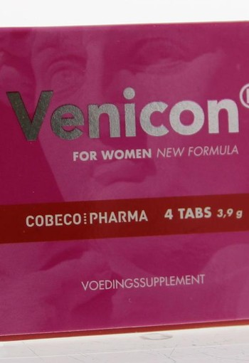 Venicon For women (4 tabletten)