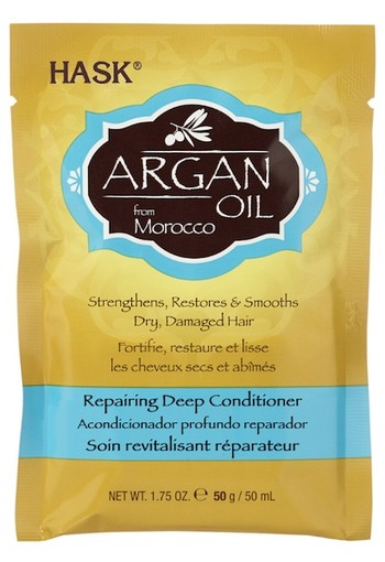 Hask Argan Oil Repairing Deep Conditioner 50 ml