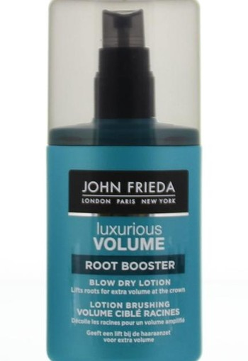 John Frieda Luxurious volume thickening blow dry lotion (125 ml)