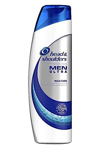 HEAD & SHOULDERS MALE CARE SHAMPOO 500 ML