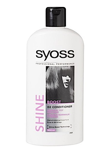 Syoss Shine Boost Conditioner 500ml