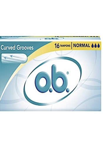 Ob Tampons Normaal 16st