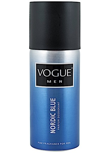 Vogue Men Nordic Blue - 150 ml - Deodorant
