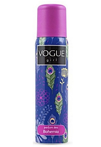 Vogue girl deospray bohemia  100 ml