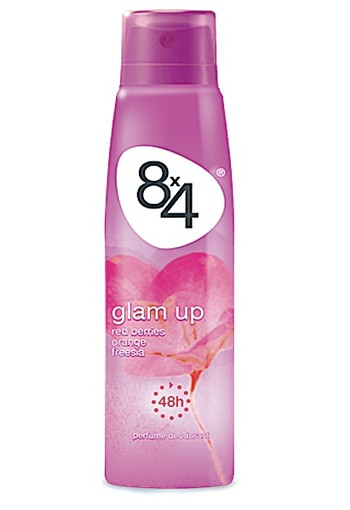 8 x 4 glam up 150 ML