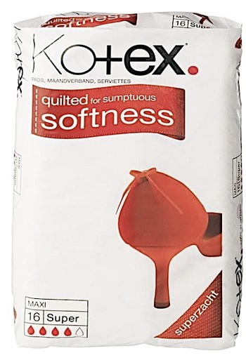 Kotex Maxi Super Maandverband