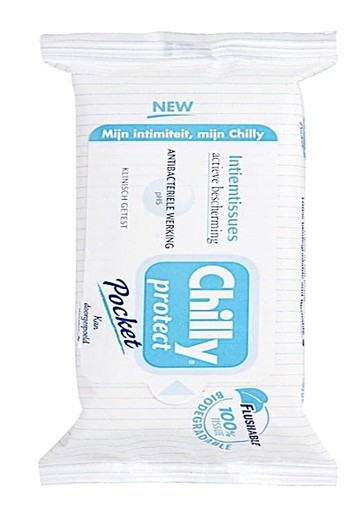 Chilly Protect Intiemtissues 12st