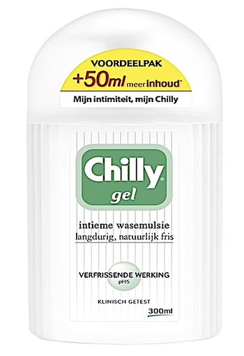 Chilly Wasemulsie Gel 300ml