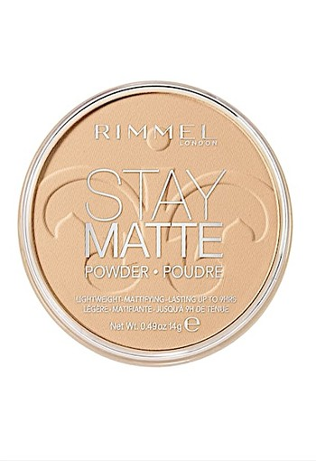 STAY MATTE PRESSED POWDER Cashmere
