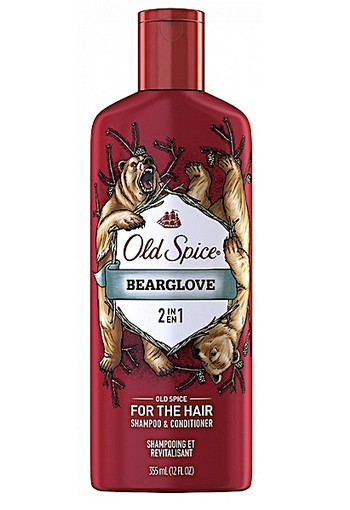 Old Spice Bearglove 2 In 1 Shampoo And Conditioner
