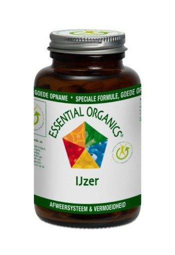 Essential Organ IJzer 30 mg (90 tabletten)