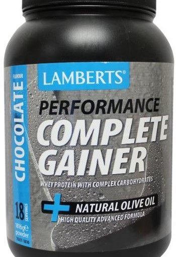 Lamberts Weight gainer chocolate whey proteine (1816 gram)