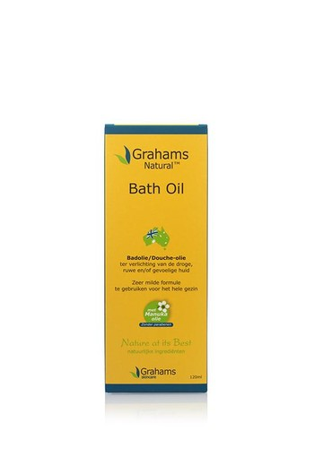 Grahams Bath oil (120 ml)