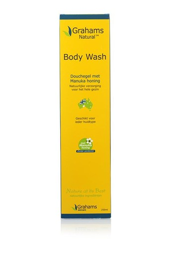 Grahams Body wash (250 ml)