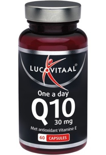 Lucovitaal Q10 30 Mg One A Day 60ca