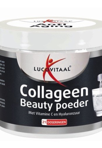 Lucovitaal Collageen Beauty Poeder 54.6g