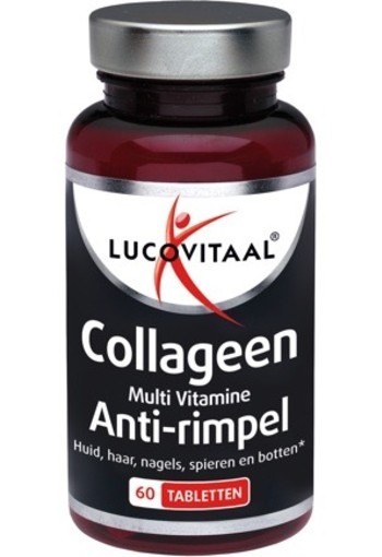 Lucovitaal Multivitaminen Anti Rimpel 60tb