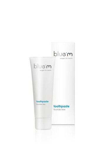 Bluem Toothpaste fluoride free (75 ml)