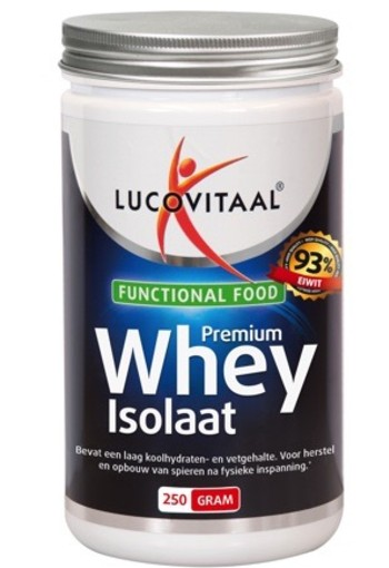 Lucovitaal Funtional Food Whey Isolaat 250g