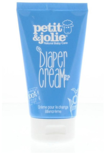Petit & Jolie Diaper Cream 75ml