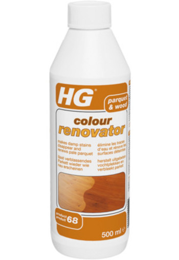 Hg Parket Colour Renovator 68 500ml