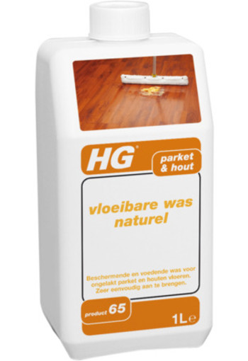 Hg Vloeibare Was Naturel Parket 65 1000ml