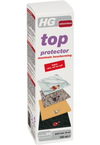 Hg Topprotector Voor Marmer 36 100ml