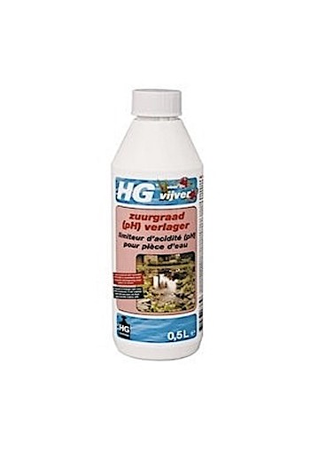 Hg Zuurgraad Ph Verlager 600ml