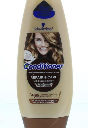 Schwarzkopf Conditioner Repair & Care (250 ml)