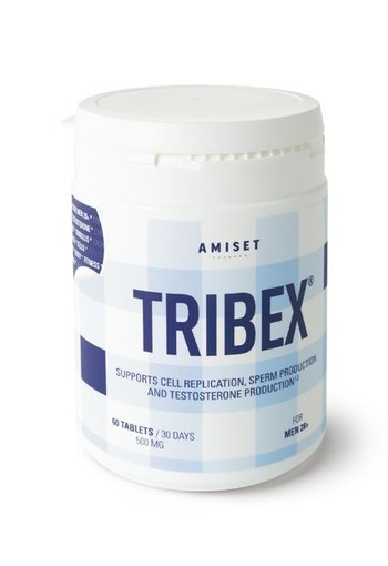Amiset Tribex normal strength (60 tabletten)