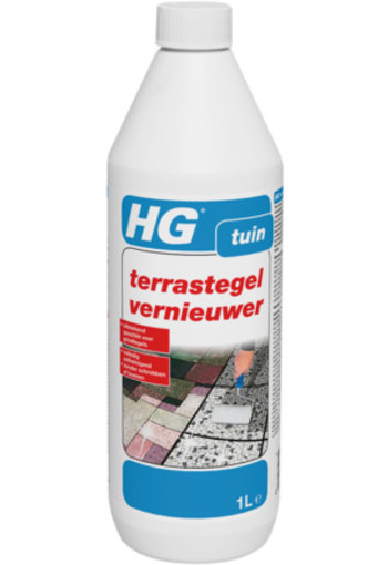 Hg Terrastegel Vernieuwer 1000ml