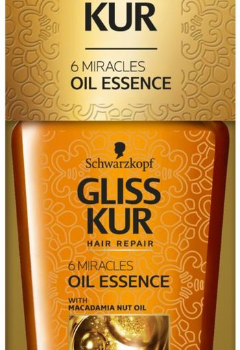 Schwarzkopf Gliss Kur 6 Miracles oil essence (75 ml)