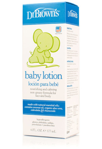 Dr Brown's Baby Lotion 176ml