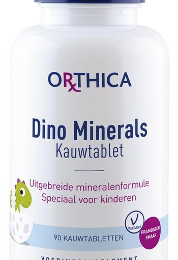Orthica Dino minerals (90 tabletten)