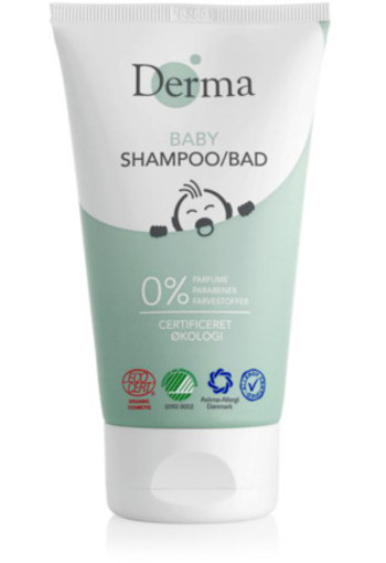 Dermo Eco Baby Shampoo & Lichaam 150ml