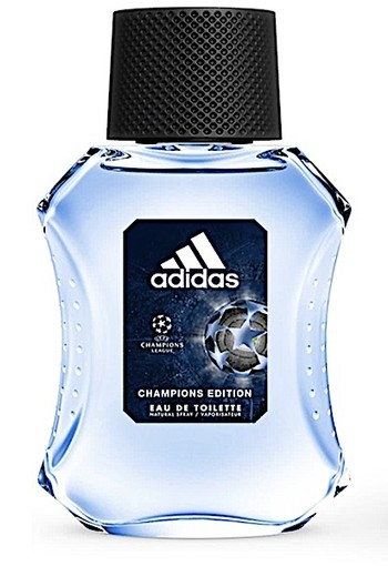 Adidas Champions League 4 Eau de Toilette 50 ml