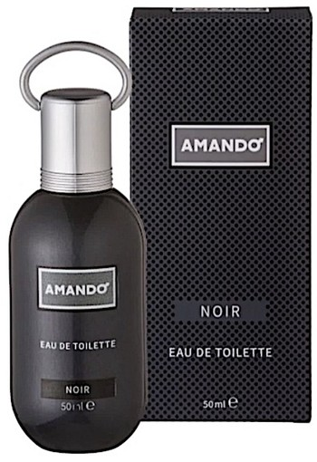 Amando Noir for Men - 50 ml - Eau de Toilette