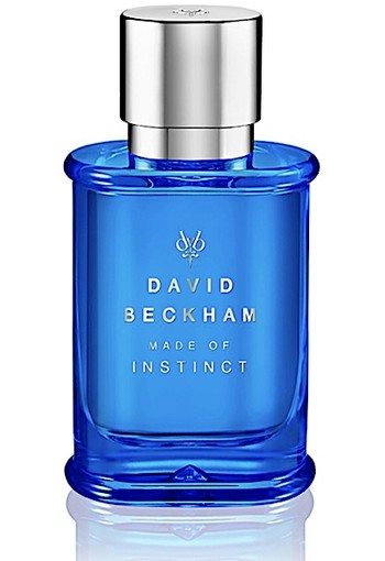 David Beckham Made of Instinct 50 ml - Eau de Toilette