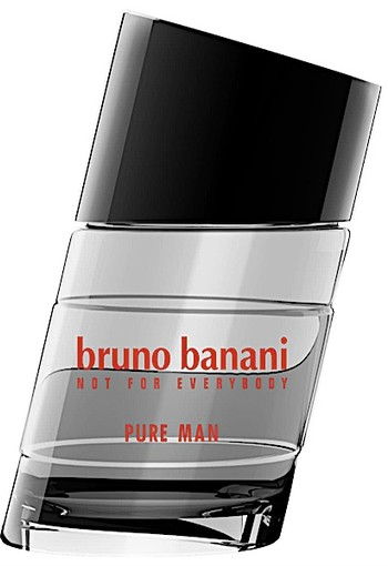 Bruno Banani Pure Man 50 ml - Eau de Toilette