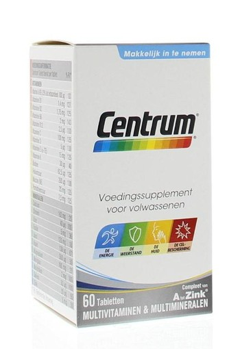 Centrum Original advanced (60 tabletten)