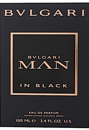 Bvlgari Man in Black - 30 ml - Eau de Parfum