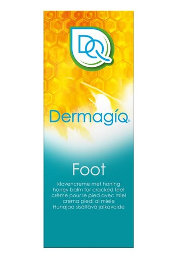 Dermagiq Foot klovencreme (100 ml)