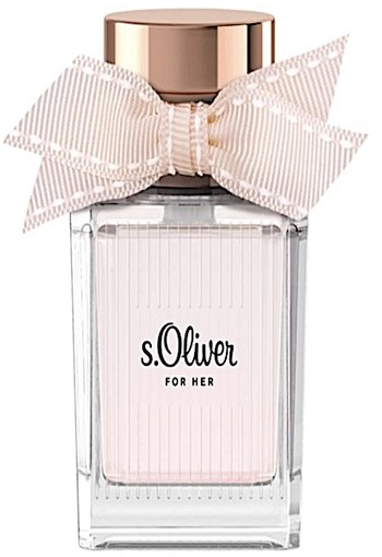 S. Oliver For Her Eau de Toilette Spray 30 ml